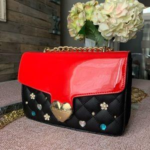 Betsy Johnson Purse Handbag